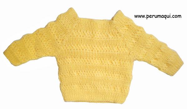 Ropones Bebés | Ropa Para Bebés - Tejidos a Mano, tejidos a ...