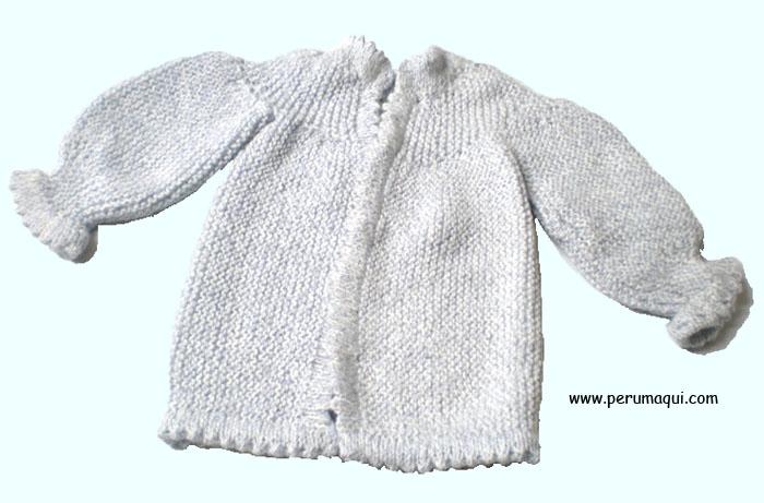 Chompas para niños tejidas - Imagui