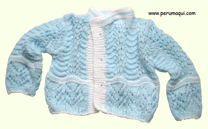 Chompa de Bebé CB-005 | Ropa Para Bebés - Tejidos a Mano, tejidos ...