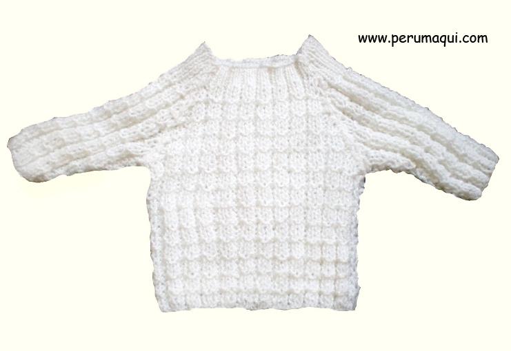 Chompa de Bebé CB-002 | Ropa Para Bebés - Tejidos a Mano, tejidos ...